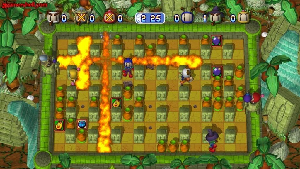 Foto de 011008 - Bomberman Ultra (7/10)