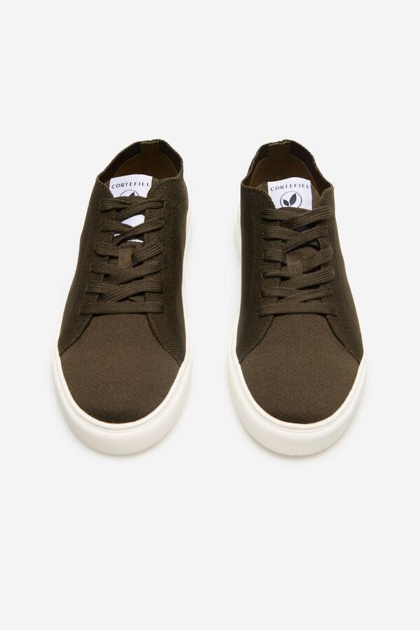 Sneaker textil reciclada