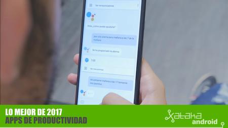 Las mejores apps de productividad para Android de 2017