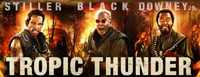 Teaser trailer de 'Tropic Thunder', de Ben Stiller