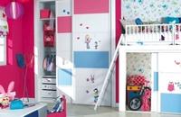 Leroy Merlin clasifica sus propuestas de muebles y complementos para dormitorios infantiles por edades