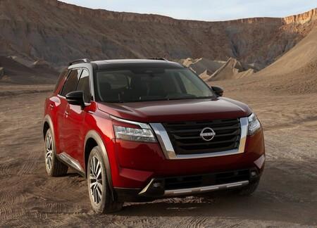 Nissan Pathfinder 2022 1600 01