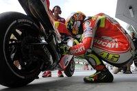 Valentino Rossi, ¿por qué de su desastrosa temporada 2011 en MotoGP?