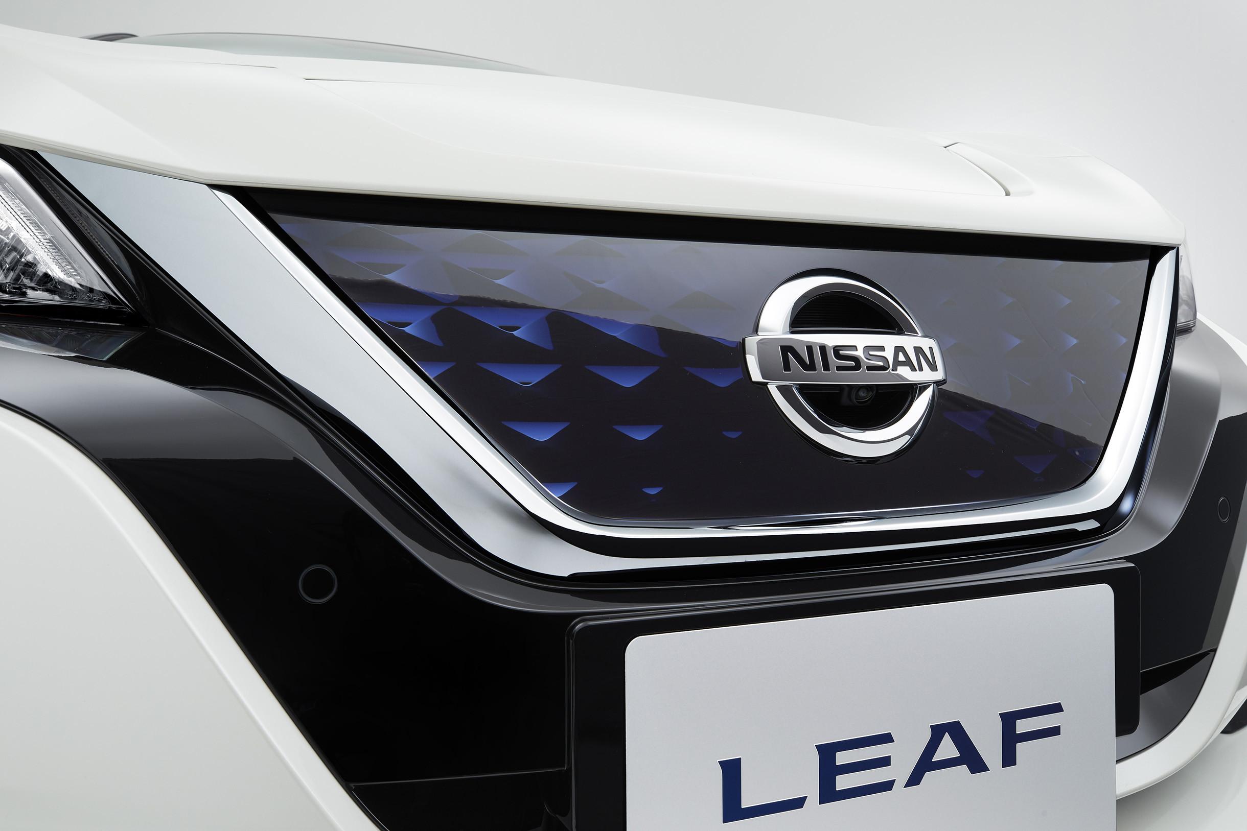 Foto de Nissan LEAF 2018 (16/53)