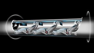 Hyperloop podría convertirse en una realidad