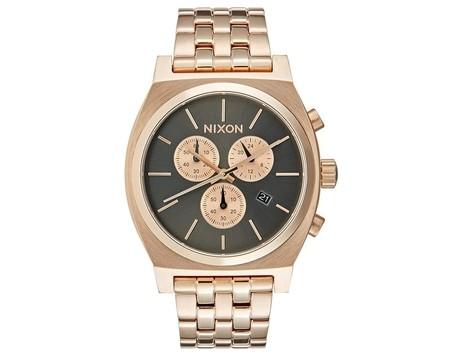 Zalando rebaja un 25% el reloj Nixon Time Teller y podemos comprarlo por 172,95€ con envío gratis