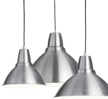 Da un toque de color a tu lámpara Foto de Ikea