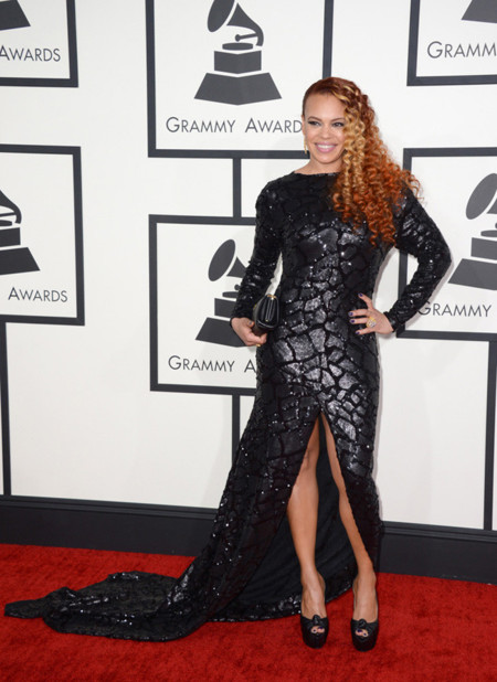 Faith Evans Peor Grammy 2014