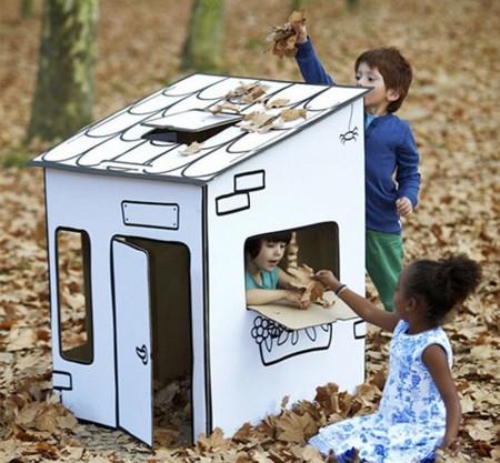 SetDeCartró, juguetes de cartón