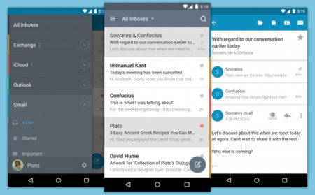 Apps Correo Cloudmagic