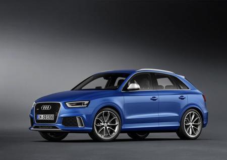 Comienza la producción del Audi RS Q3