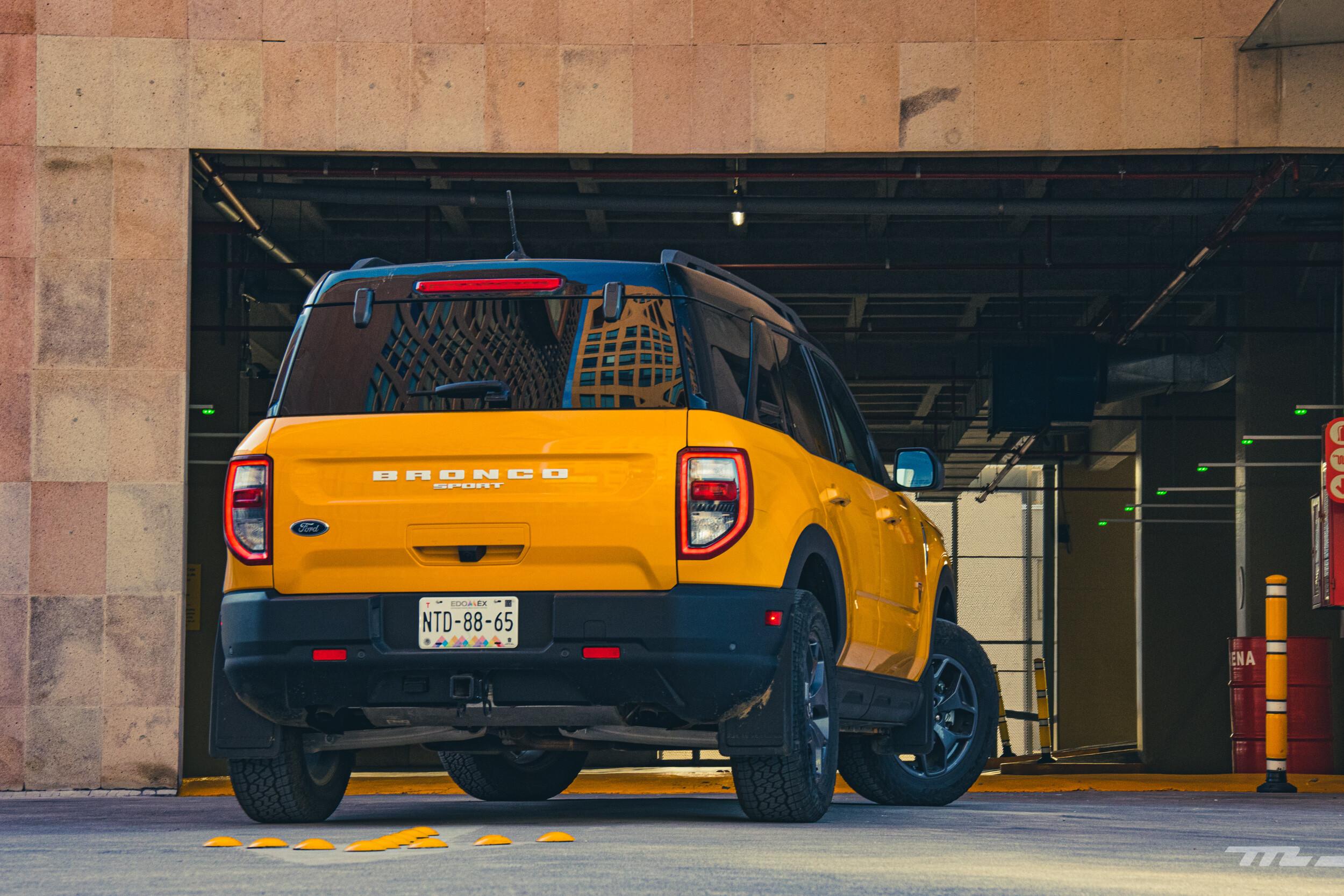 Foto de Ford Bronco Sport, a prueba (21/50)