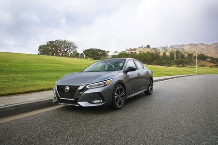Nissan Sentra 2020 15