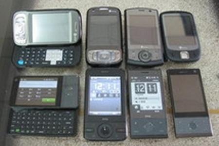 HTC tiene listos nuevos modelos para su presentación
