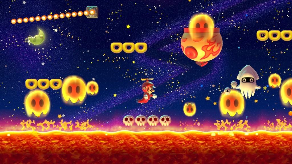 Los 39 niveles (con códigos) mas espectaculares de 'Super Mario Maker 2'