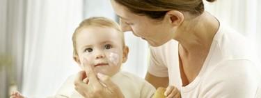 Cómo cuidar la piel con dermatitis atópica del bebé cuando hace frío