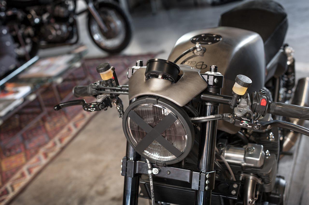 Foto de Yamaha XJR 1300 Projecto X por Deus Ex Machina Italia (18/27)