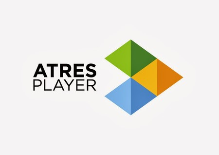 Atresplayer Series Programas Logo Blanco