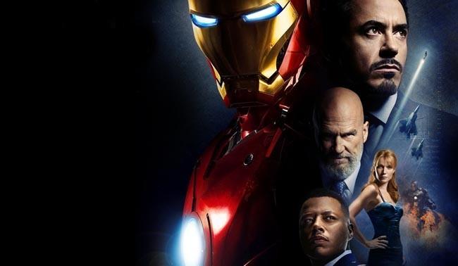 Iron Man portada