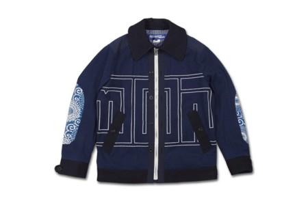Levis X Junya Watanabe Man 2015 Spring Summer Denim Jackets 4