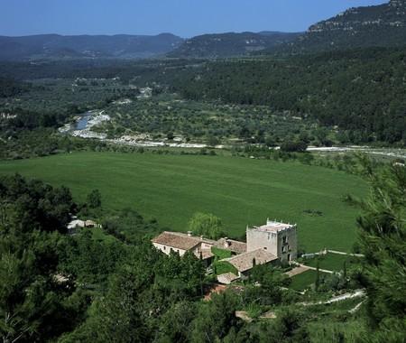 Este hotel lleno de encanto te permitirá conocer la Toscana española