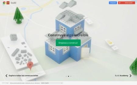 Google y Lego lanzan Build with Chrome para para realizar construcciones de Lego en el navegador