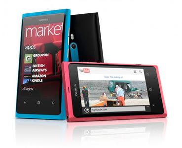 Windows Phone 7.8 está llegando al Nokia Lumia 800