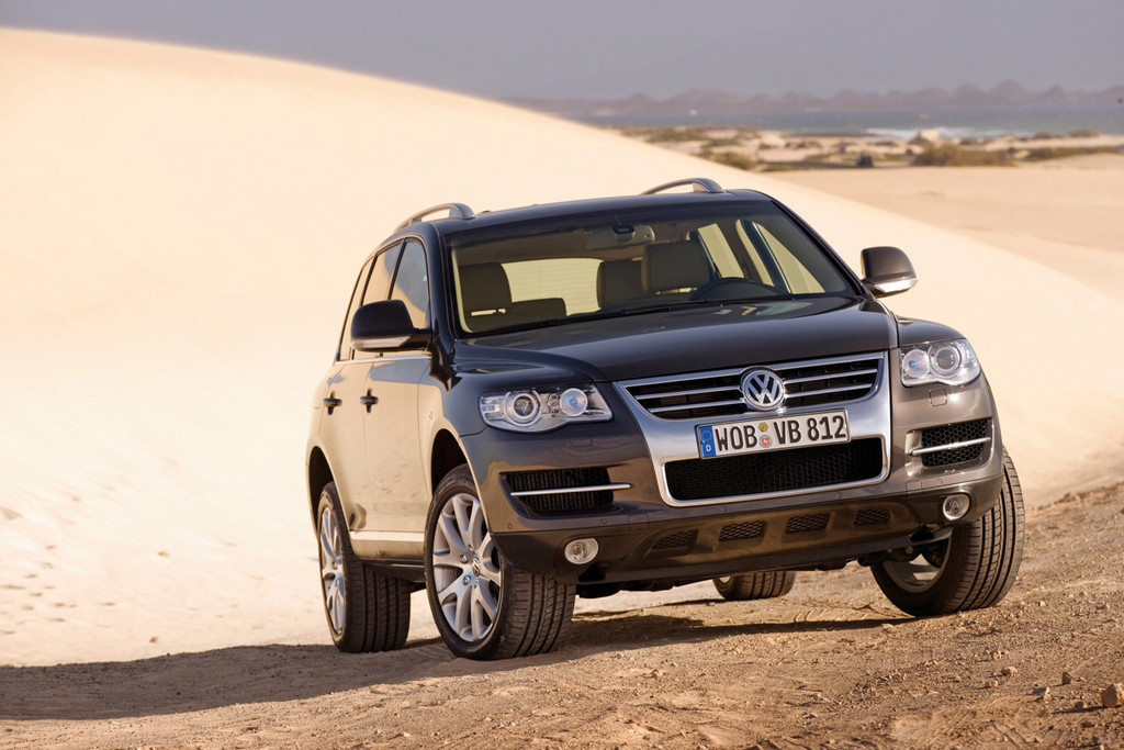Foto de Volkswagen Touareg (13/22)