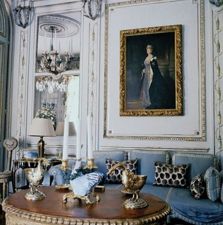 Duke And Duchess Living Room