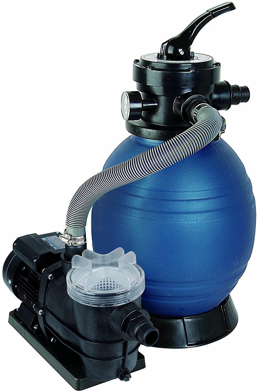 Depuradora T.I.P. para piscina, juego de filtros de arena SPF 250 F, hasta 6.000 L/h