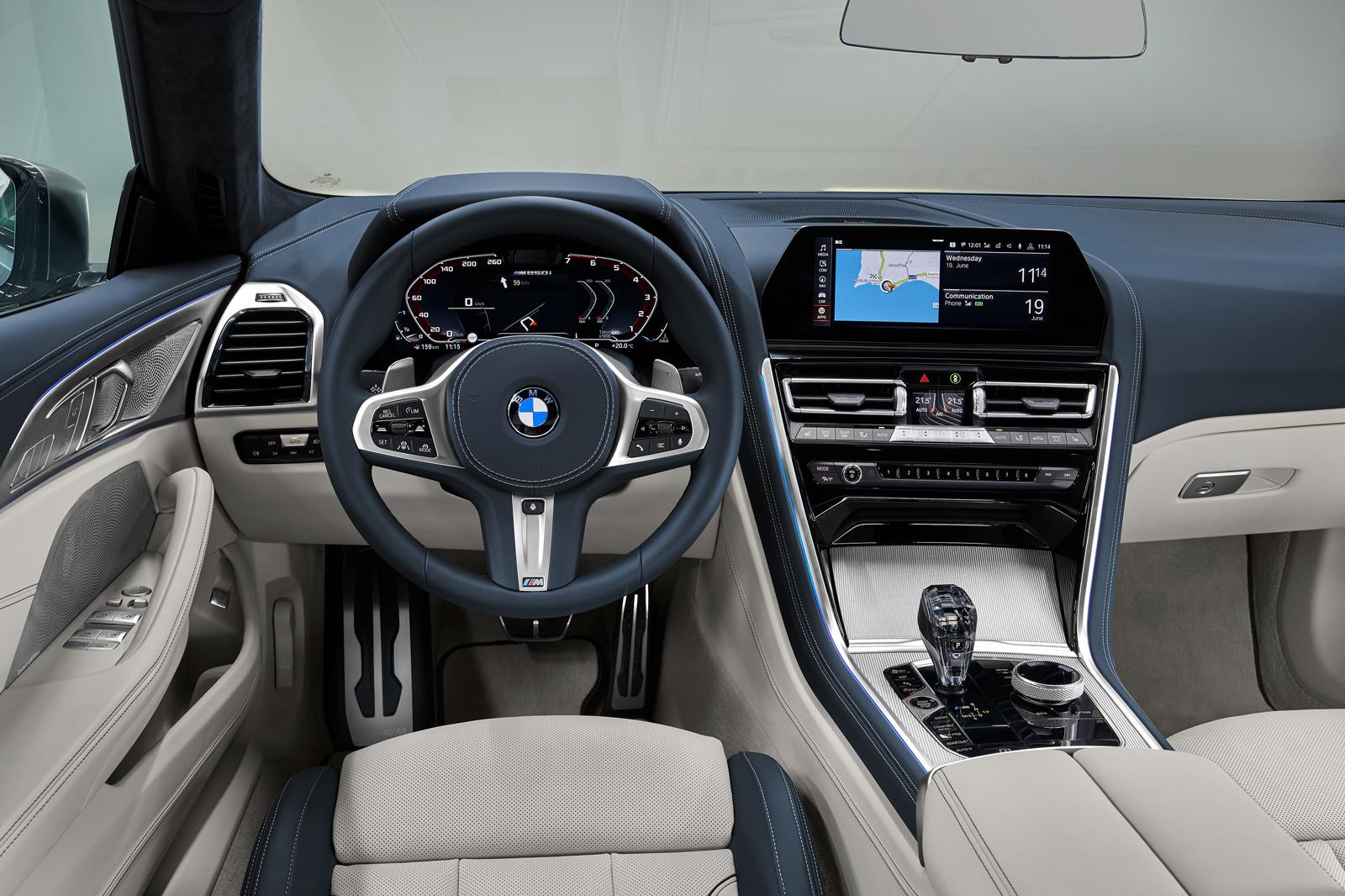 Foto de BMW Serie 8 Gran Coupé (presentación) (138/159)