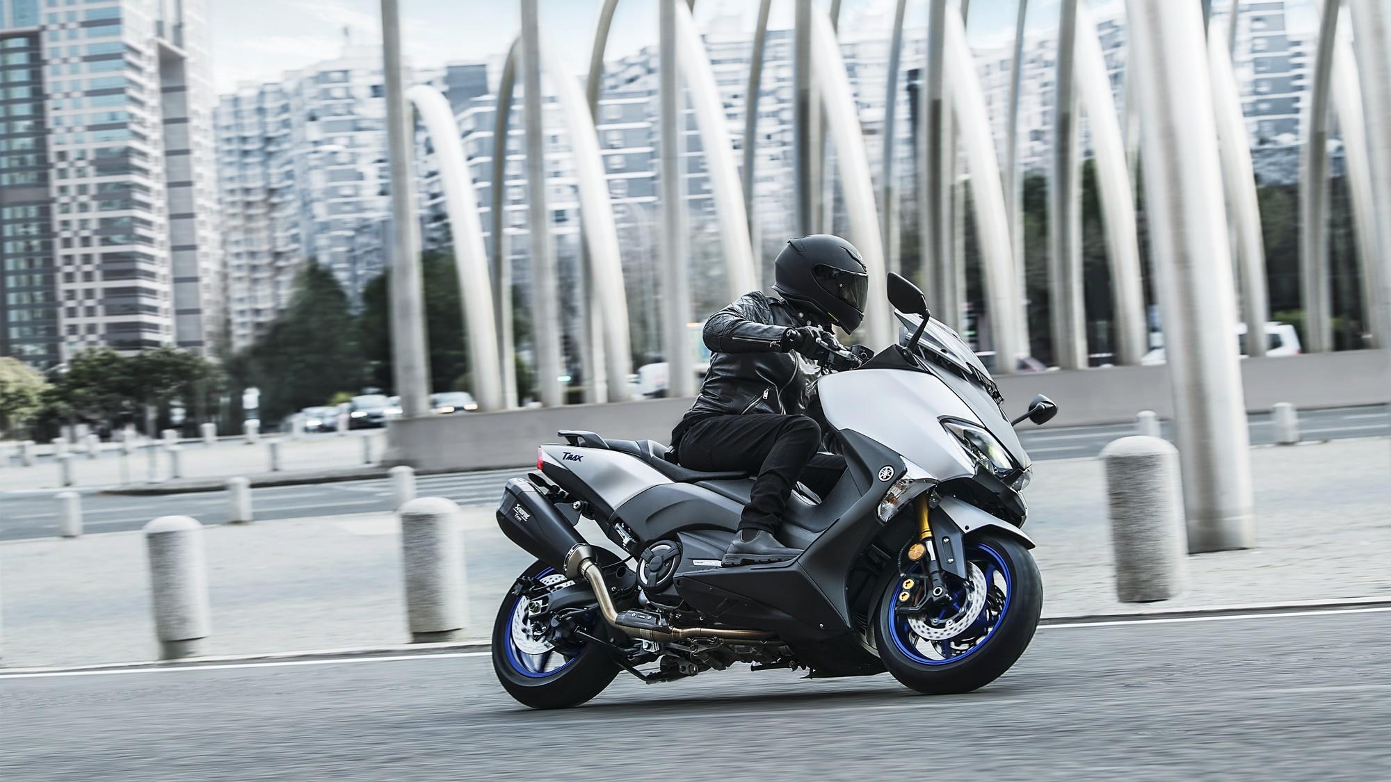 Foto de Yamaha TMax SX Sport Edition 2018 (9/34)