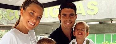 Volver al origen para posturear de nuevo: Álvaro Morata y Alice Campello de vuelta a Turín, el rinconcito de amor de su 'Juventús'