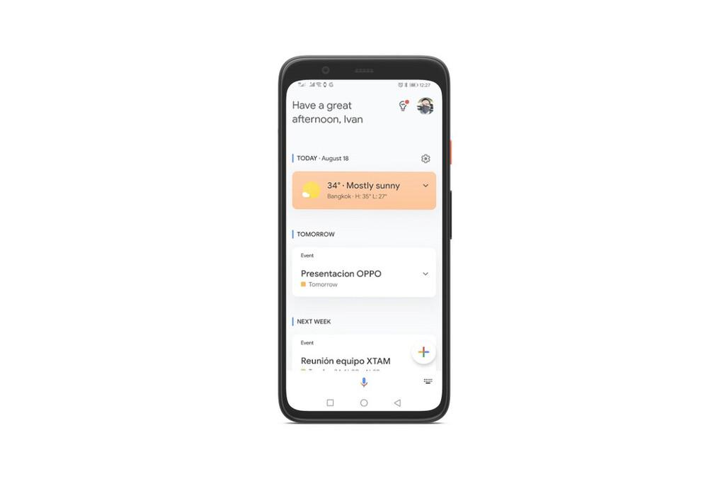 Esta aplicación cambia el Discover de tu lanzador por cualquier otra app, si tienes root