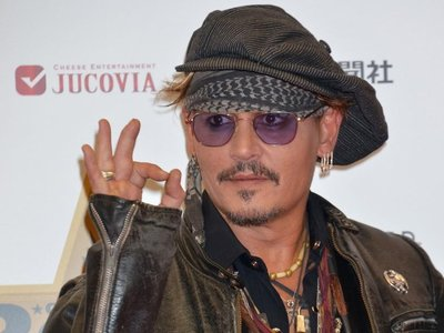 Johnny Depp sigue siendo la estrella menos rentable de Hollywood