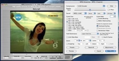 MPEG Streamclip: Potente editor, conversor y visualizador de vídeos gratuito