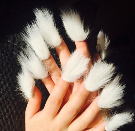 Fur Nails 700