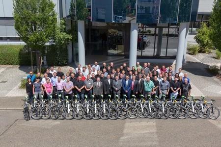La alemana Härter pone a disposición de sus empleados 77 bicicletas eléctricas Smart