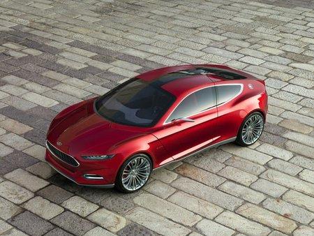 Ford desvela en Madrid su estrategia a medio plazo de la mano del Ford Evos