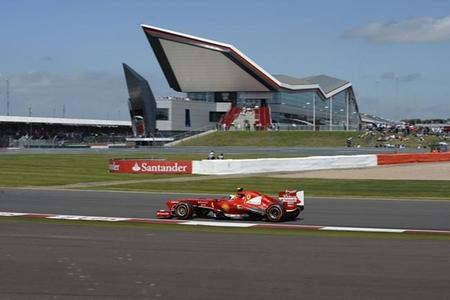 Davide Rigon y Felipe Massa rodarán en Silverstone con Ferrari