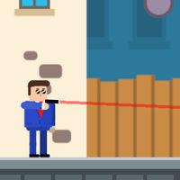 Así es 'Mr Bullet - Spy Puzzles', el juego de disparos que pone a prueba tu lógica espacial