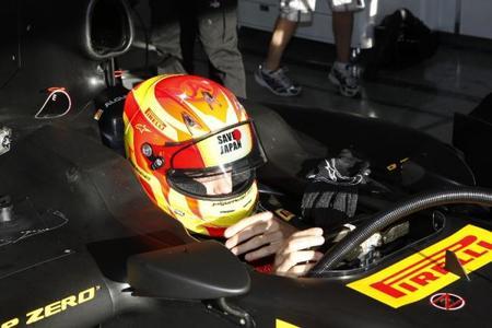 Jaime Alguersuari quiere concentrarse en su regreso a la Fórmula 1