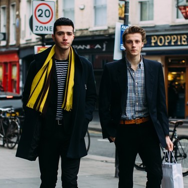 El mejor streestyle de la semana: cómo dar un toque londinense a tu look