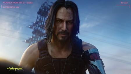 Cyberpunk 2077 Con Keanu Reeves Primer Juego Retrocompatible Ps4 Ps5