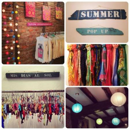 Summer Pop Up