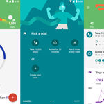 Google Fit te reta