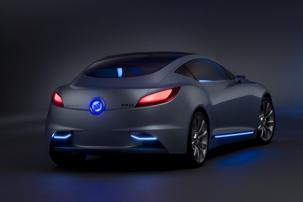 Foto de Buick Riviera Concept (6/31)