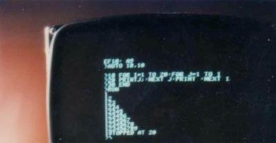 Imagen de la semana: fotografía del primer ordenador fabricado por Apple