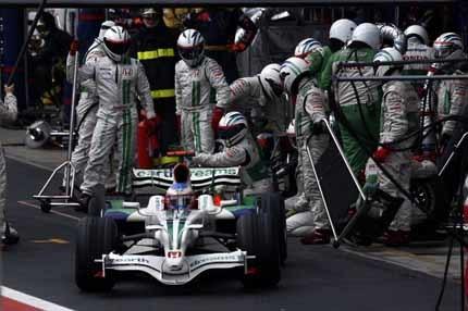 Brawn y Fry confían en encontrar un comprador para Honda F1