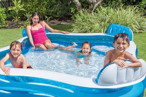 La mejor piscina hinchable según los comentaristas de Amazon